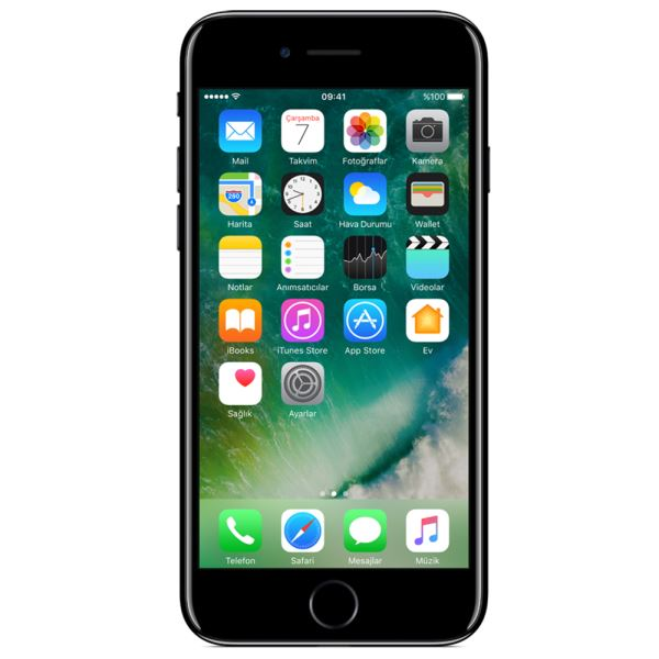 iPHONE 7 128 GB AKILLI TELEFON SİMSİYAH